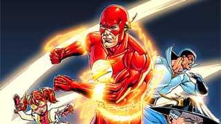 Flash Rebirth #6 Review