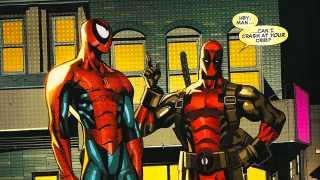 Unscripted: Deadpool #20