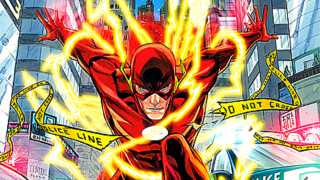 Unscripted: The Flash #1