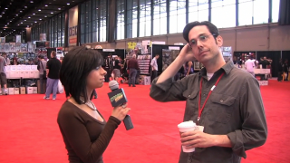 C2E2 2010: Hair Talk With Dennis Calero