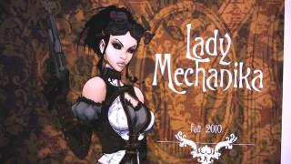 C2E2 2010: Joe Benitez - Lady Mechanika