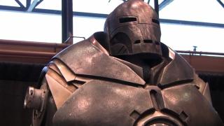 C2E2 2010: Iron Man Propworx Auction