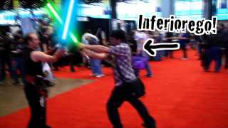 C2E2 2010: Inferiorego Vs Windy City Jedi