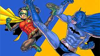 Unscripted: Batman And Robin #12