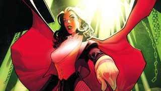 Unscripted: Zatanna #1