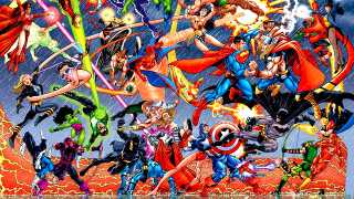 Off My Mind: Marvel & DC, Why So Many Similar Characters?