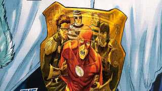 Unscripted Review: Flash #4
