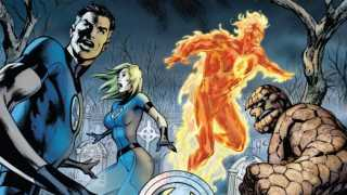Off My Mind: Death In The Fantastic Four
