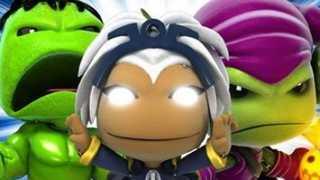 Marvel Little Big Planet: Hulk, Punisher, Green Goblin, Magneto & Storm