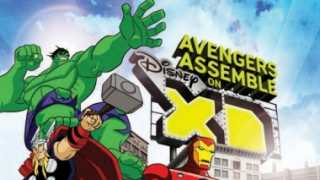 The Avengers: Earth Mightiest Heroes Premieres Oct. 20th