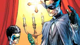 Unscripted Review: Batman and Robin #15