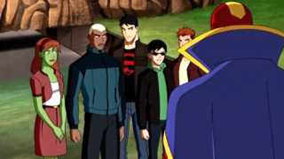 Early Review: Young Justice Ep. 103: Welcome To Happy Harbor