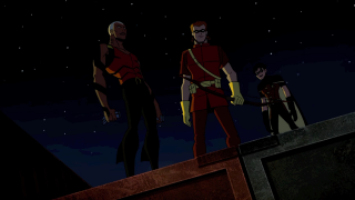 Young Justice: Welcome to Happy Harbor Clip 1