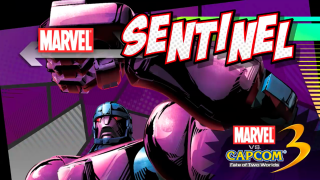 Marvel vs. Capcom 3: Fate of Two Worlds—Sentinel