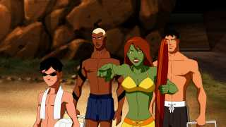 """Young Justice """"Infiltrator"""" Videos & Images"""