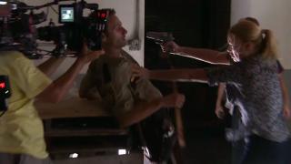 The Walking Dead DVD Feature Clip 1