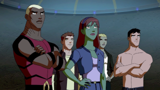 """Young Justice: """"Denial"""" Video & Images"""