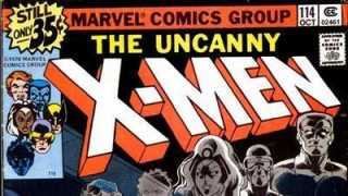 Xerox-Kitty's Comic Give-Away: Uncanny X-Men #114