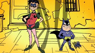 Batman: Brave & The Bold - Batman's Strangest Cases! Clip 1