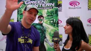 WonderCon 2011: Geoff Johns