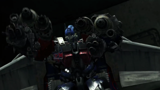 Transformers: Dark of the Moon Video Game Launch Trailer