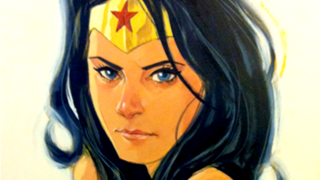 Awesome Art Picks: Wonder Woman, Space Ghost, Batman with a Broom & More