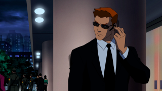 """Young Justice: """"Targets"""" Clip 1"""