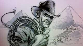 Awesome Art Picks: Elektra, Indiana Jones, OMAC and More