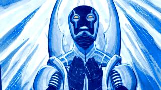 Awesome Art Picks: Batman, Iron Man, Blue Beetle and More