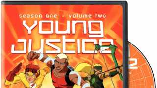 REVIEW: Young Justice Season One, Volume Two DVD