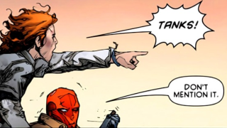 Scott Lobdell's RED HOOD AND THE OUTLAWS Re-drawn & Re-cast