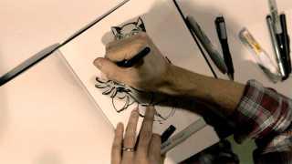 Long Beach Comic Con 2011: Mystery Art Challenge