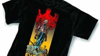 Animal Man: Evolve Or Die T-Shirt Coming