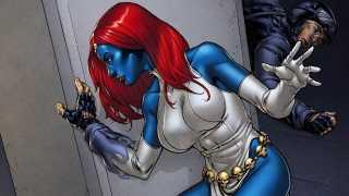 Awesome Art Picks: Psylocke, Fantastic Four, Mystique and More