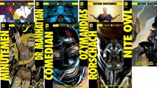 First Impression: BEFORE WATCHMEN Limited Series