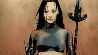 Interview: Ande Parks on WITCHBLADE: DEMON REBORN Plus Exclusive Art