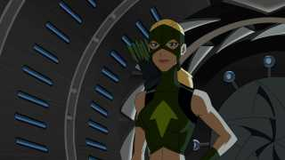 """Young Justice """"Depth"""" Videos and Images"""