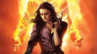 Exclusive Extended Previews: WITCHBLADE: DEMON REBORN #1 & VAMPIRELLA VS DRACULA #6