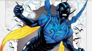 Exclusive Preview: BLUE BEETLE #0