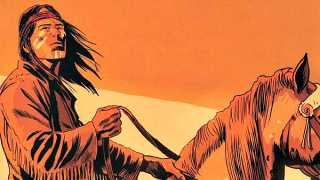 Writer's Commentary: Ande Parks on THE LONE RANGER #7