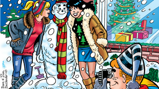 First Look:  BETTY AND VERONICA DOUBLE DIGEST #206