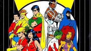 Erasing the Original Teen Titans