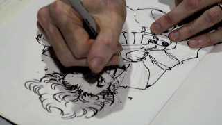 LBCHC 2012: Mystery Art Challenge - Joker and a...?