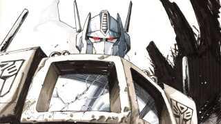 Awesome Art Picks: Batman, Jean Grey, Optimus Prime and More