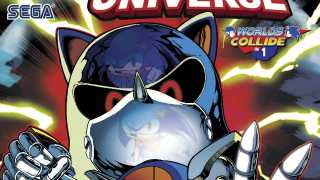 SONIC UNIVERSE Celebrates 50 Issues & There's Trouble on the Way