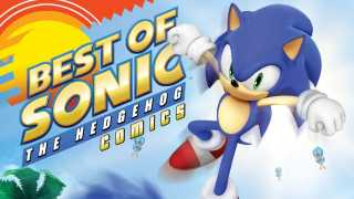 First Look: BEST OF SONIC THE HEDGEHOG