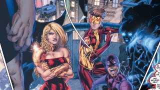 Exclusive Preview: TEEN TITANS #15