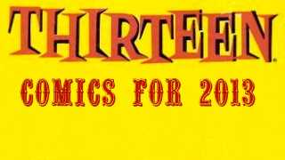 The 13 Comics We're Most Excited to Read in 2013