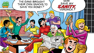 Exclusive Preview: ARCHIE AND FRIENDS DOUBLE DIGEST #24