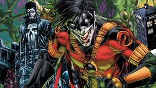 Spectacular Comic Book Spoilers: Episode 05